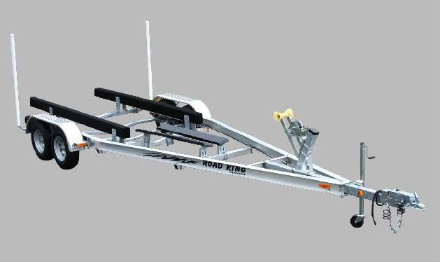 Boat Trailer Axles : Road king trailers boat sailboat